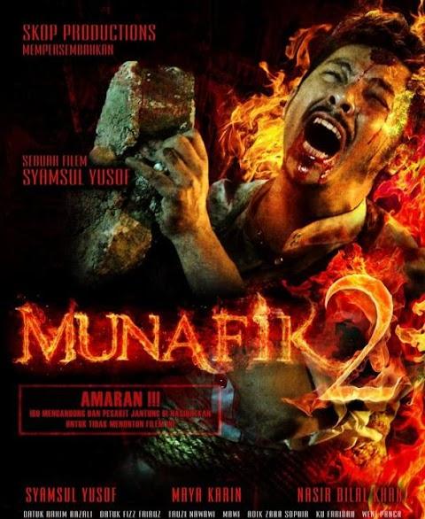 REVIEW MOVIE | MUNAFIK 2