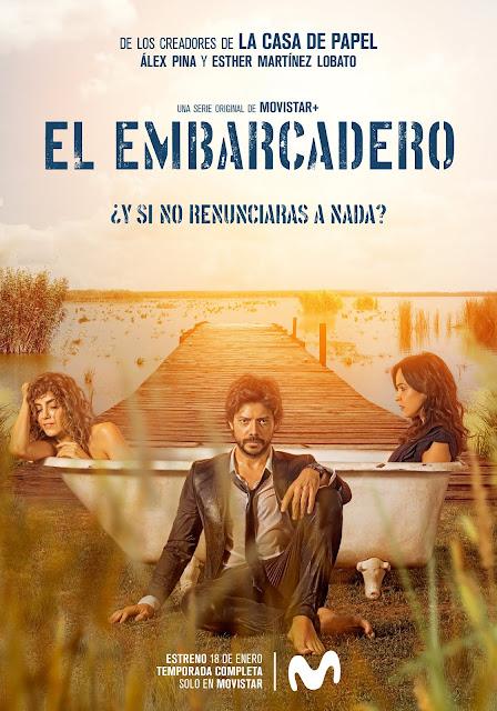 El Embarcadero (The Pier ) (2019-) ταινιες online seires oipeirates greek subs