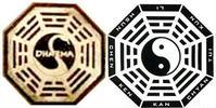 İ-ching Kitabı Dharma Logosu