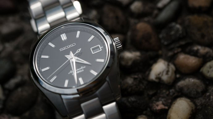 Wallpaper: Seiko Automatic Watch