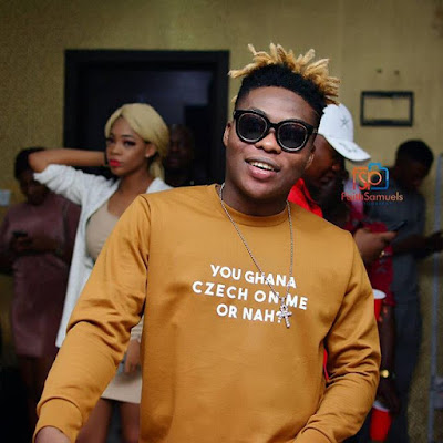 25014283 777910942393850 4493775984897556480 n - ENTERTAINMENT: Reekado Banks' Friends throw him Surprise Birthday Party