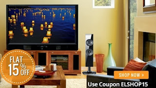 Flat 15% Extra Off on All Electronics Products at HomeShop18 (Offer valid till today)