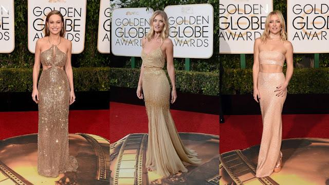 Looks do Golden Globe: Melhores e Piores