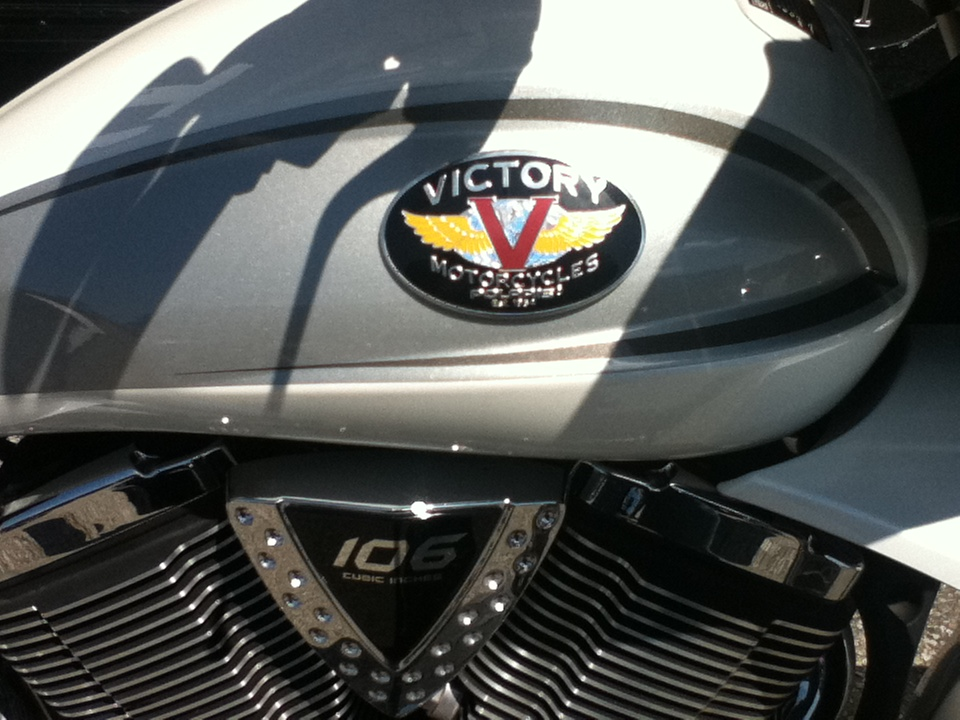Test Driving Victory Motorcycles in Coldwater MI