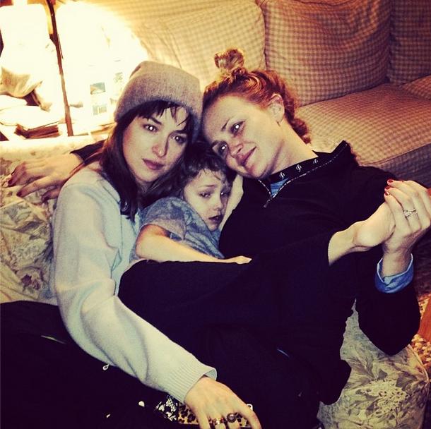Fifty Shades Updates: PHOTO: Instagram Photo of Dakota ...