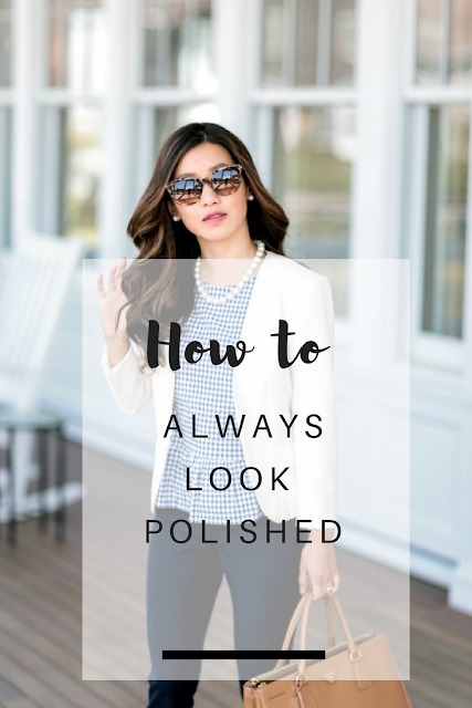 How to always look put together - Ioanna's Notebook