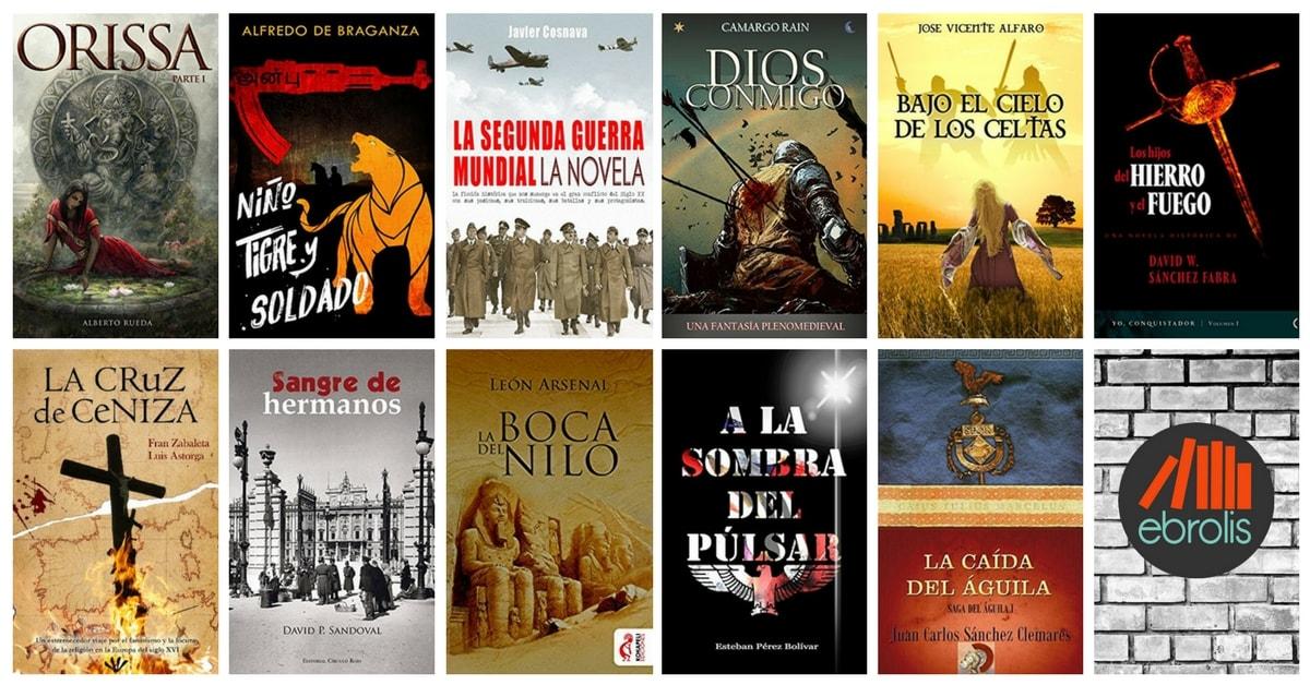 Novelas De Aventuras