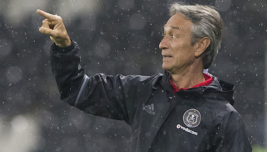 Orlando Pirates humiliated with 6-1 loss to SuperSport United, Muhsin Ertugral to resignation