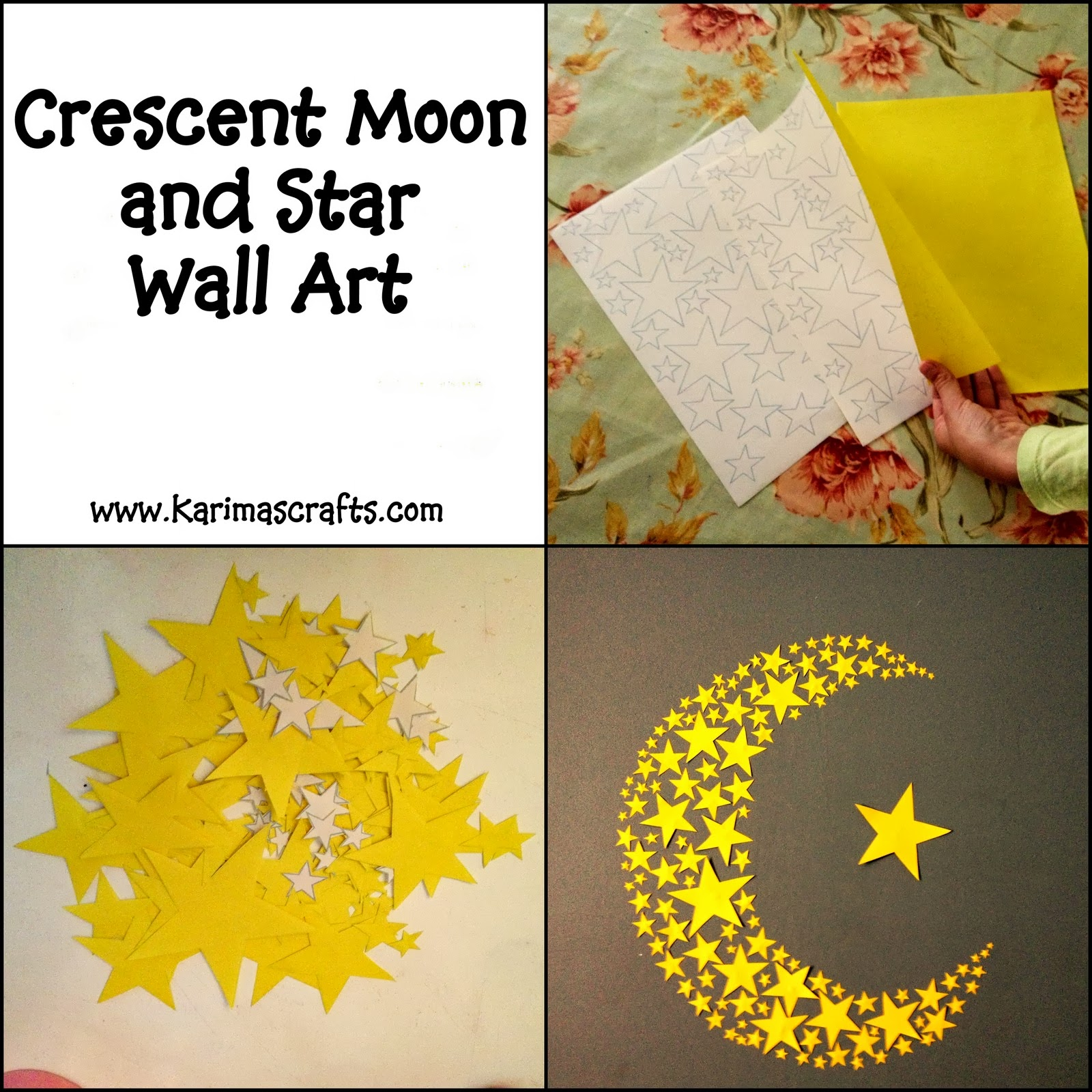 ramadan arts and crafts ideas karima s crafts 30 days of ramadan crafts roundup 7087
