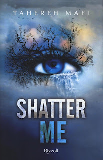 Shatter Me, Unravel Me, Ignite Me serie
