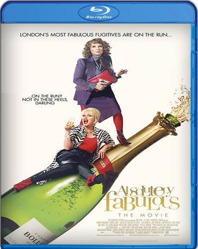 Absolutely Fabulous, the Movie [BD25] [2016] [Latino]