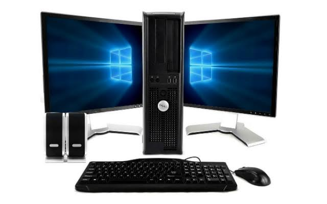 Reviewing the Dell OptiPlex 780 Desktop Package, double the fun
