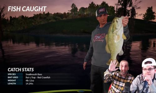 Download Fishing Sim World Lake Arnold PC Game Full Version Free