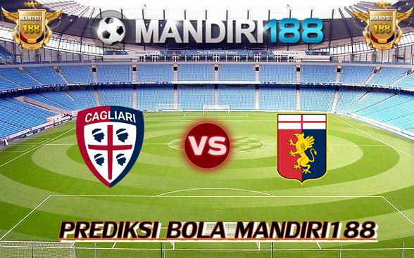 AGEN BOLA - Prediksi Cagliari vs Genoa 15 Oktober 2017