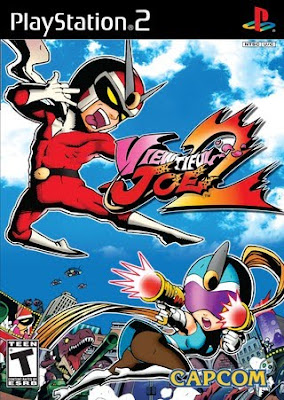Viewtiful Joe 2 (PS2) 2004