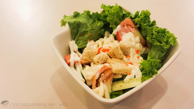 Kani Mango Salad for only P89 in Karate Kid