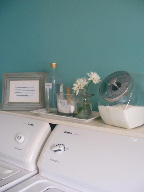Laundry Room Makeover Top Loader