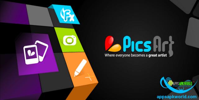 PicsArt Photo Studio Premium Full APK