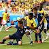 Com um a mais, Japão vence a Colômbia pelo Grupo H