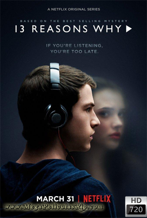 13 Reasons Why Temporada 1 [720p] [Latino-Ingles] [MEGA]