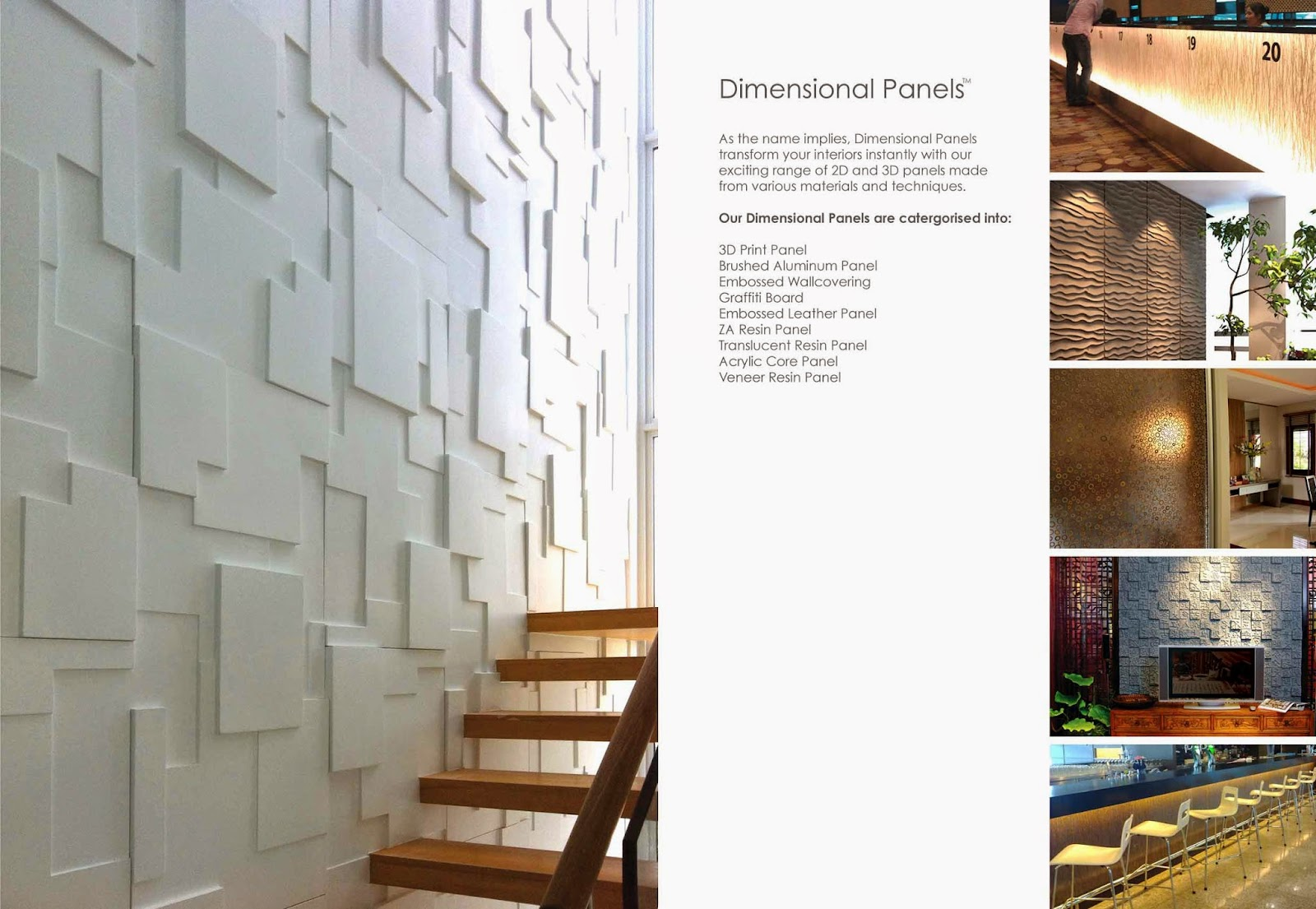 Decorative Wall Panels Interior