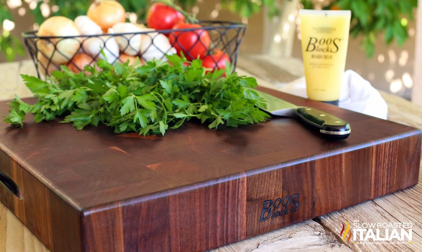 http://theslowroasteditalian-printablerecipe.blogspot.com/2014/07/how-to-care-for-your-wood-cutting-boards.html