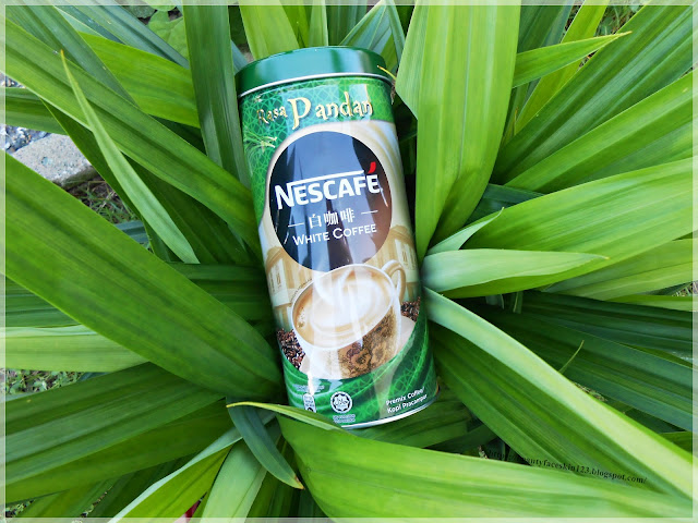 Nestle Nescafe White Coffee Pandan