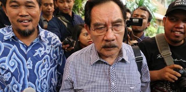 Dilaporkan SBY, Firman Dapat Dukungan Antasari
