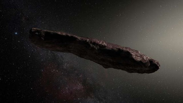 #Mystery,#TrueNews : No signs of alien life in the cigar-shaped space object?