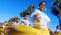 Logo Concorso ''#dominicandosimpara'': vinci gratis una vacanza di 9 giorni nelle Repubblica Dominicana