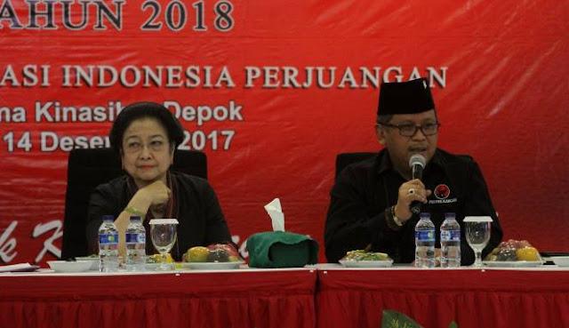 Singgung Wabah di Asmat, Megawati: Kita Terlalu Asyik Mendapatkan Kekuasaan