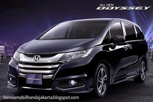 Honda Mobil Jakarta Honda Odyssey