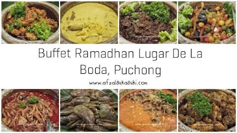 Buffet Ramadhan Murah Di Selangor | Lugar De La Boda, Puchong