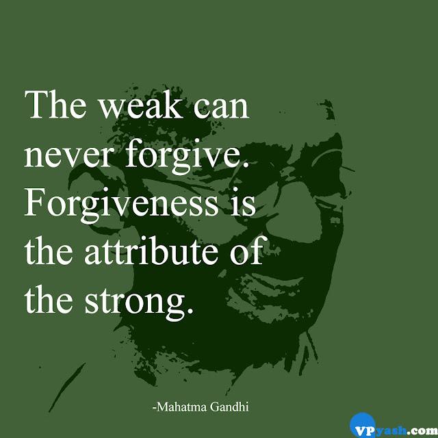 Mahatma Gandhi ji quotes