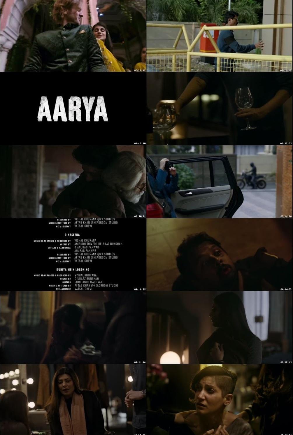 Aarya 2020 Complete S01