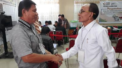 Sesuaikan KTP Dukungan, 20 Calon DPD RI Diverifikasi KPU Bolmong