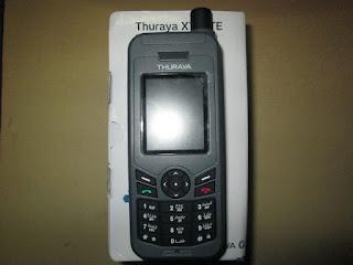 hape satelit Thuraya XT Lite