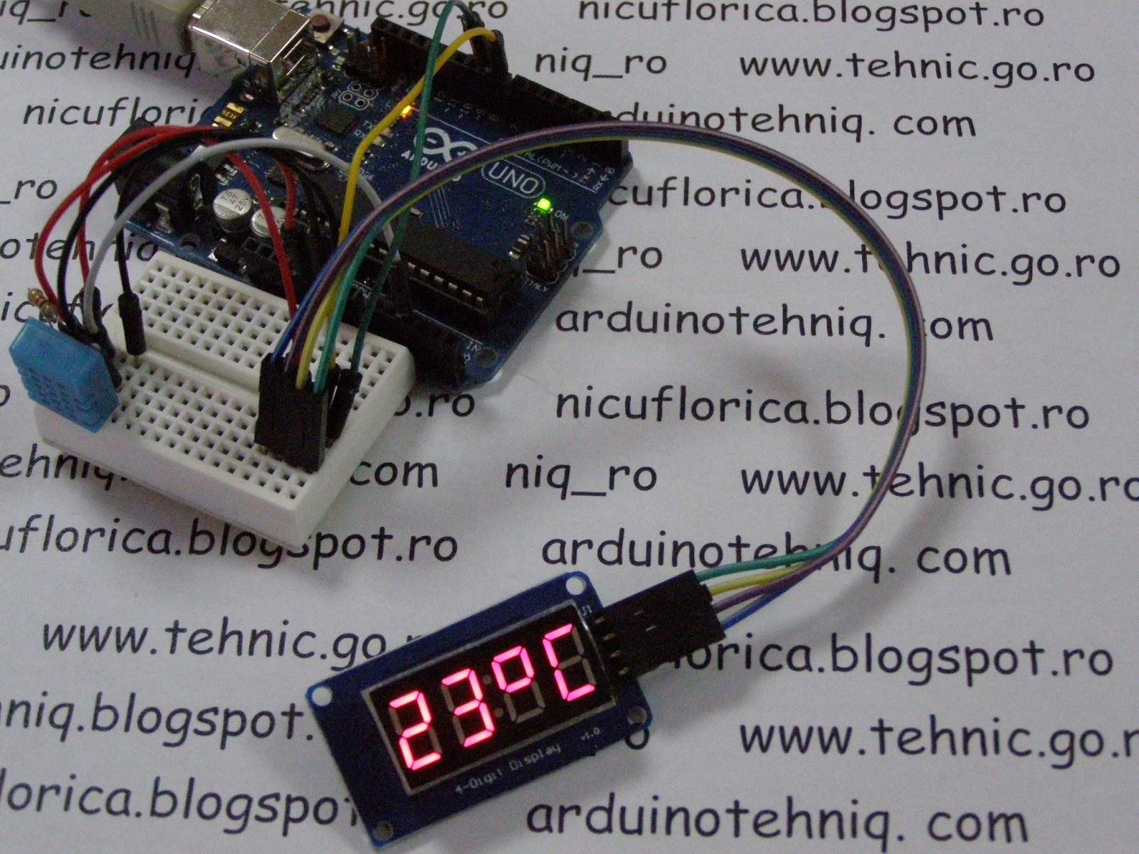 Arduino tehNiq: April 2016