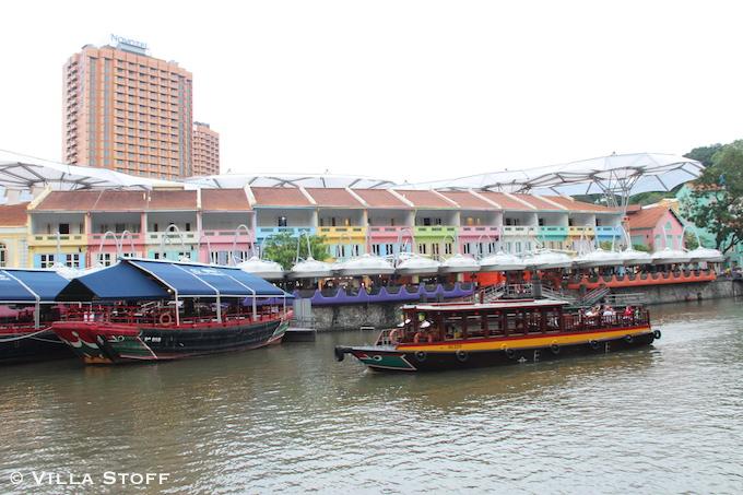 Singapur | Clarke Quay