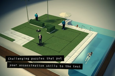 Hitman go Apk Mod+Data Free on Android Game Download