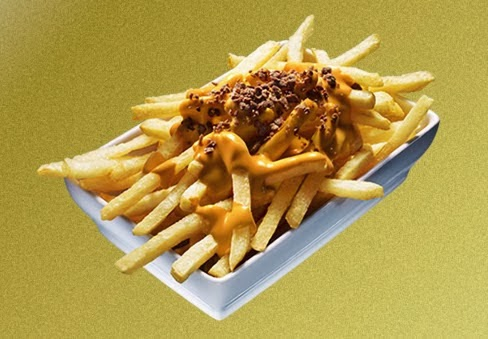 Classic Fries with Cheese