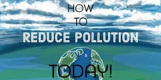 الوسائل التي تحد من التلوث