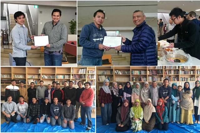 Komunitas Muslim Osaka, sarana silaturahim dan belajar ilmu Agama warga negara Indonesia di Osaka, Jepang