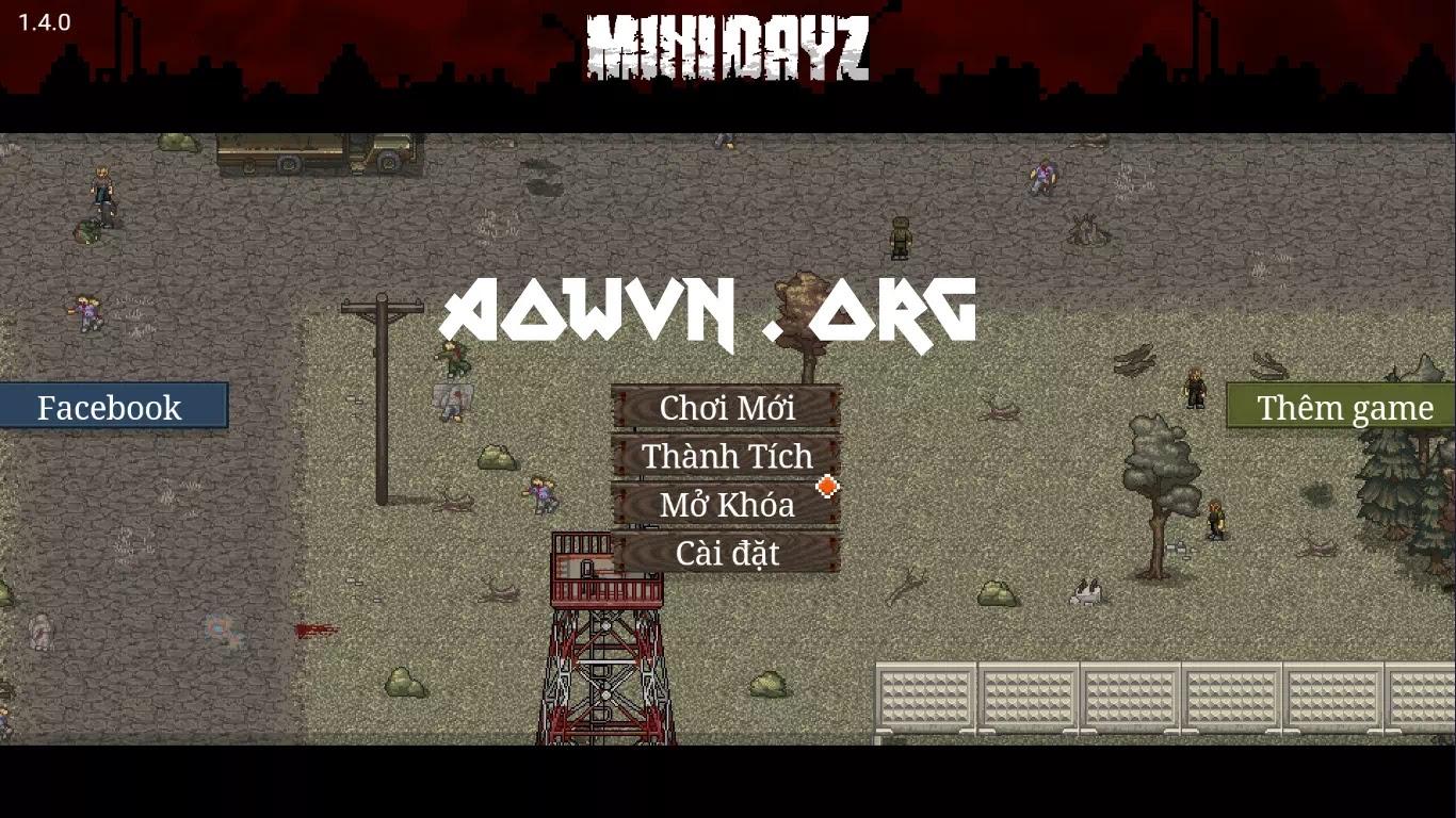 Minidayz viet hoa aowvn game android offline%2B%25282%2529 - [ HOT ] Mini DAYZ Việt Hóa | Game Android Offline Sinh Tồn Tuyệt Hay