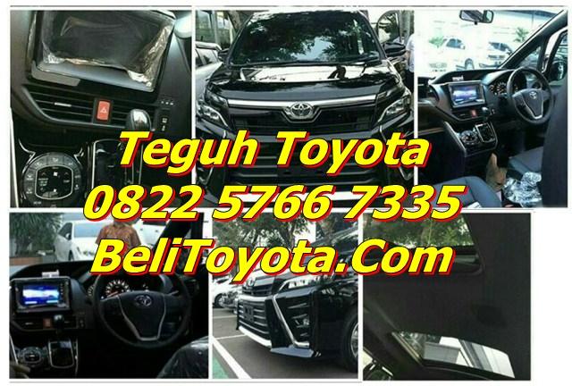 Promo DP Ringan Angsuran Murah Toyota All New Voxy Surabaya - Jatim