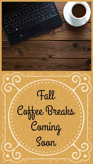 Fall Coffee Breaks Coming Soon on Homeschool Coffee Break @ kympossibleblog.blogspot.com