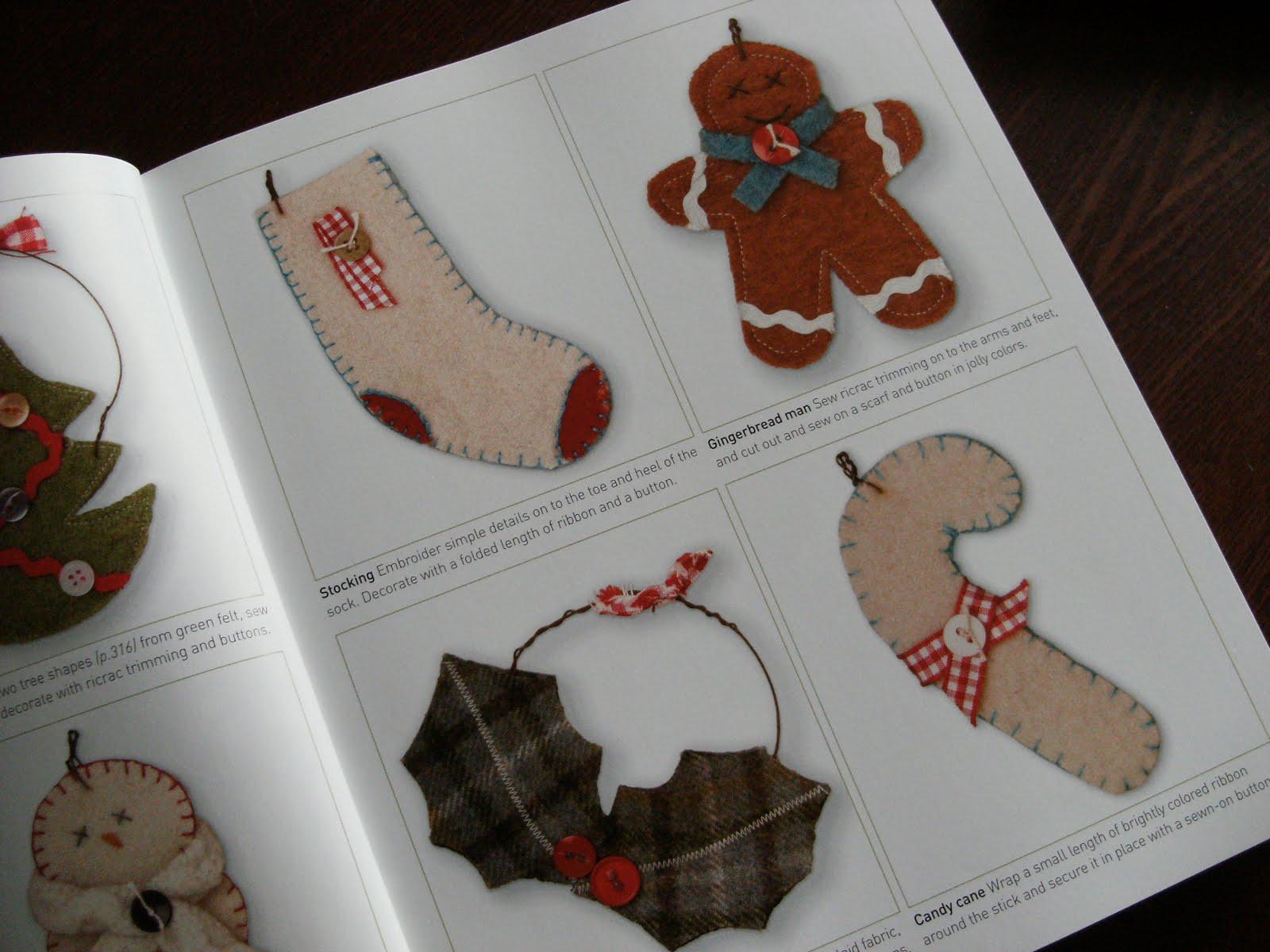 Fashion: Christmas Decorations Fabric