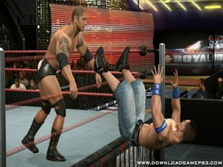Download WWE Smackdown VS Raw 2010 Game