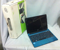 jual laptop acer ao756