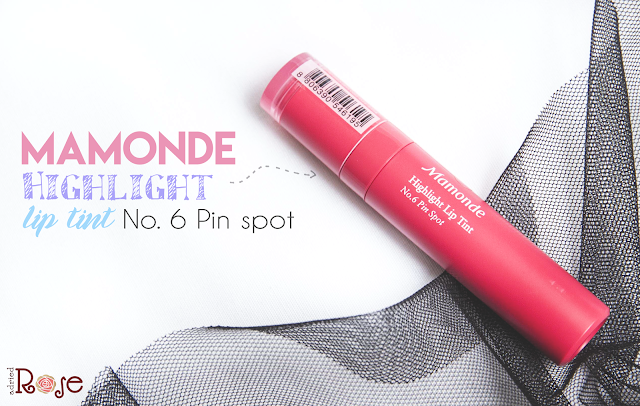 Mamonde highlight lip tint